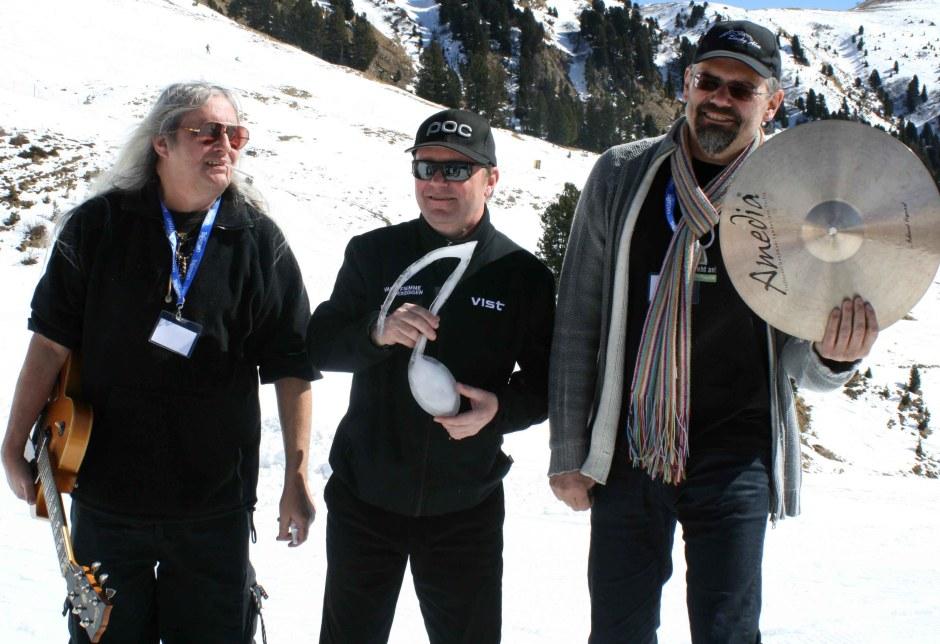 RespirArt saluta il Dolomiti Ski Jazz con una nota di ghiaccio