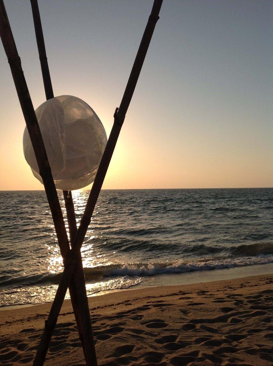 uova d'acqua di marco nones s ferdinando le dune blu p