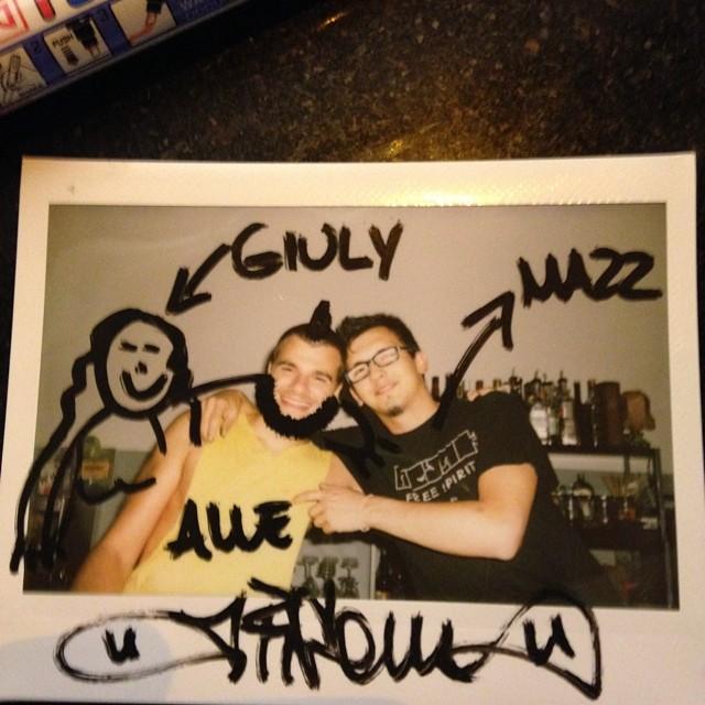 Mazz e Alle + Giuly