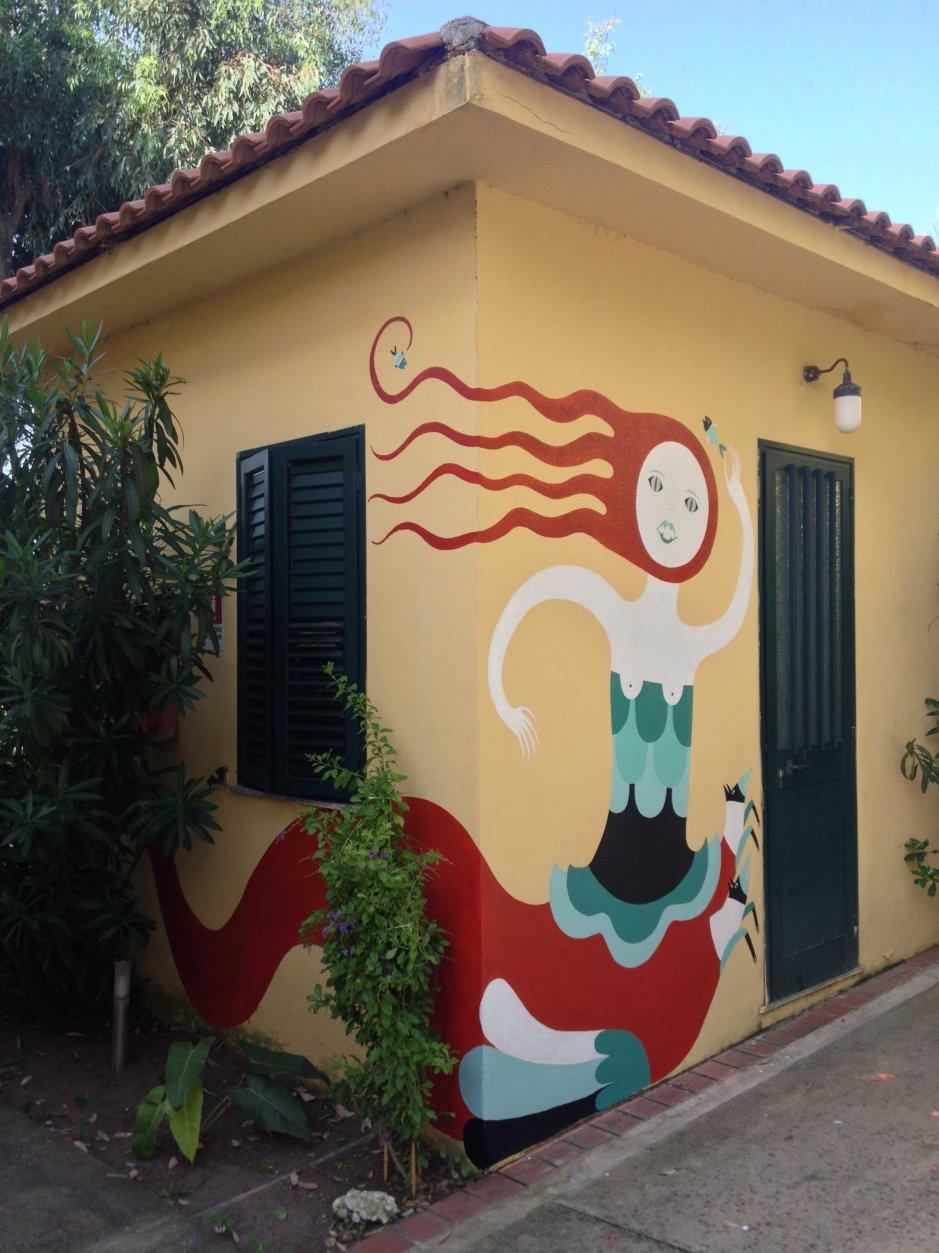 Scilla di Giulia Tondelli Resort Le Dune Blu San Ferdinando p