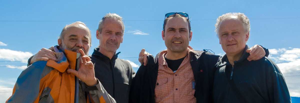 TERRAE Giuseppe Dondi, Alberto Larcher, Roberto Rossi e Fabio Seppi RESPIRART 2019